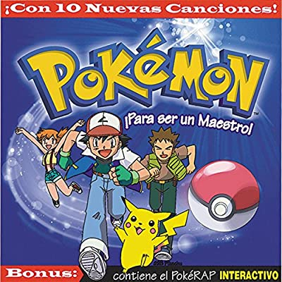 Pokemon 2ba Master - Spanish Version Of The #1 Kids Audio Album Of 1999 por eOne Music