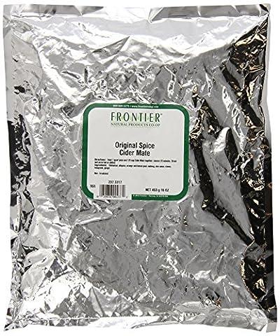 Frontier Cider Mate, Original Spice, 16 Ounce Bag