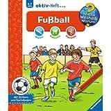 Ravensburger 02482 WWW aktiv-Heft Fußball