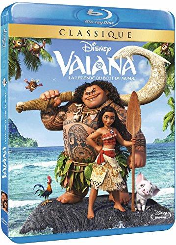 Vaiana, la légende du Bout du Monde [Blu-Ray] [Import Italien]