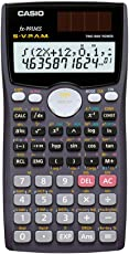 Casio FX-991MS Scientific Calculator (Gray)