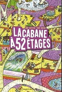 """Afficher """"La cabane à 13 étages n° 04<br /> La cabane à 52 étages"""""""