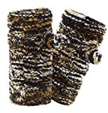 Sherpa Basket Weave Rimjhim Hand Fingerlose Handschuhe Bild