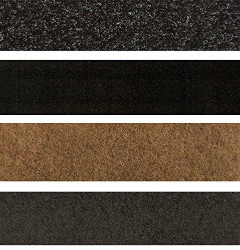 Preisvergleich Produktbild Fußmatten für E24 SERIE 6 (1975-1989) Velours Fussmatten Set Super Qualität Autoteppiche Automatten in 4 Farben und 6 Nähten