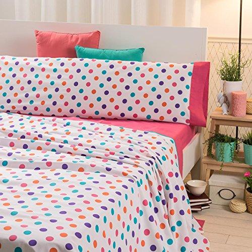 Bed Lines premium cotton reversible singlebed quilt cover/rajai cover/duvet cover - 60...