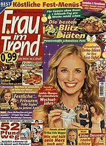 Frau Im Trend Jahresabo Amazonde Zeitschriften