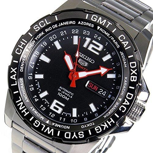 Seiko 5Sports Automatik Herren Armbanduhr srp685j1Made in Japan