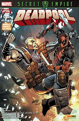 Deadpool nº8 par Gerry Duggan, James Robinson, Fabian Nicieza Christopher Hastings