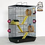 Wagner Cages - Cage hamster Lenzkirch - choco / vanille