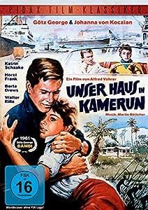 Unser Haus in Kamerun - Ein Alfred Vohrer-Film mit Götz George und weiterer Starbesetzung (Pidax Film-Klassiker)