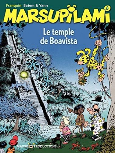 Le Marsupilami, tome 8 : Le Temple de Boavista