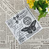 Order Happiness Tissue Paper Decoupage 33 x 33 cm (Pack of 5)