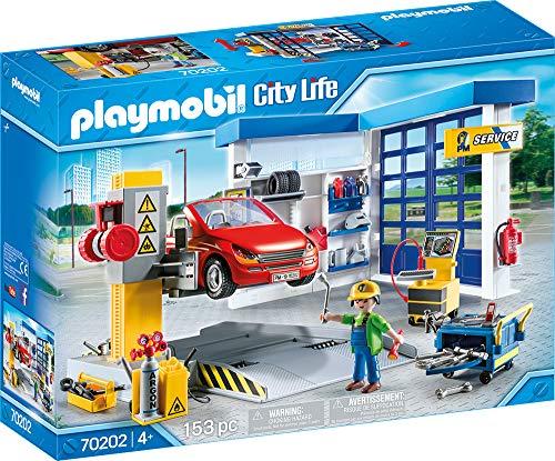 PLAYMOBIL City Life Taller de Coches