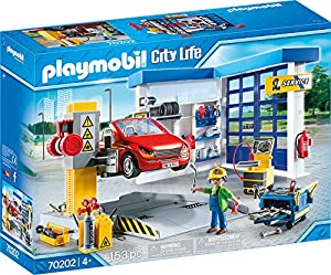 Playmobil City Life 70202 Set de Juguetes - Sets de Juguetes (Acción / Aventura, 4 año(s), Niño/niña, Interior,, Gente)