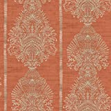 Arthouse 610700 Tapete Kollektion Journeys, Silk Road Terracotta, 10.05 x 0.53 m