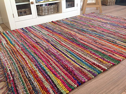 commerce-equitable-multicolore-chindi-rag-tapis-100-cm-x-165-cm