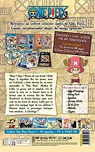 One Piece - Partie 1 - Edition Collector Limitée (Coffret 33 DVD) [Édition Collector Limitée A4]