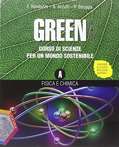 Green. Vol. A-B-C. Ediz. tematica. Per la Scuola media. Con DVD. Con e-book. Con espansione online