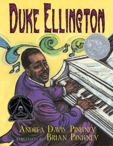 Duke Ellington: The Piano Prince and His Orchestra by Andrea Davis Pinkney (2006-12-12)