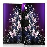 Wallet Book Style Flip Handy Tasche Case Schutz Hülle