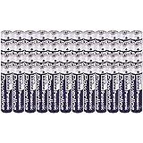 Panasonic Batterien Powerline–AAA Micro 48Stück [LR03AD/4P]