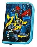 Undercover Schüleretui mit Stabilo Markenfüllung, Transformers