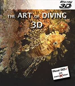 THE ART OF DIVING 3D [3D Blu-ray - 2012]