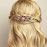 Haarschmuck Blumen Haarschmuck-Blumen Haarspange Große Haarspange Groß Haarspange Emaille Haarschmuck