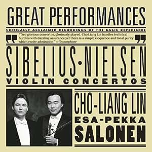 Sibelius - Nielsen : Concertos pour violon [Import allemand]