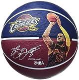 Spalding 3001586010217 Pallone da Basket, Blu, 7