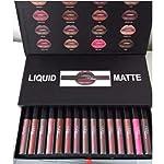 Niks combo of 16 liquid matte lipsticks