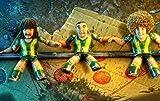 Fußball - Großes Spiel mit kleinen Helden...Vergleich