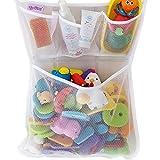 1 Stück Kinder Badewanne Spielzeug Aufbewahrungstasche Spielzeug Mesh Netz Bad