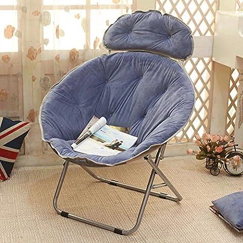 Chaise de radar chaise longue chaise pliante fauteuil inclinable chaise transat fauteuil chaise lune sofa-E