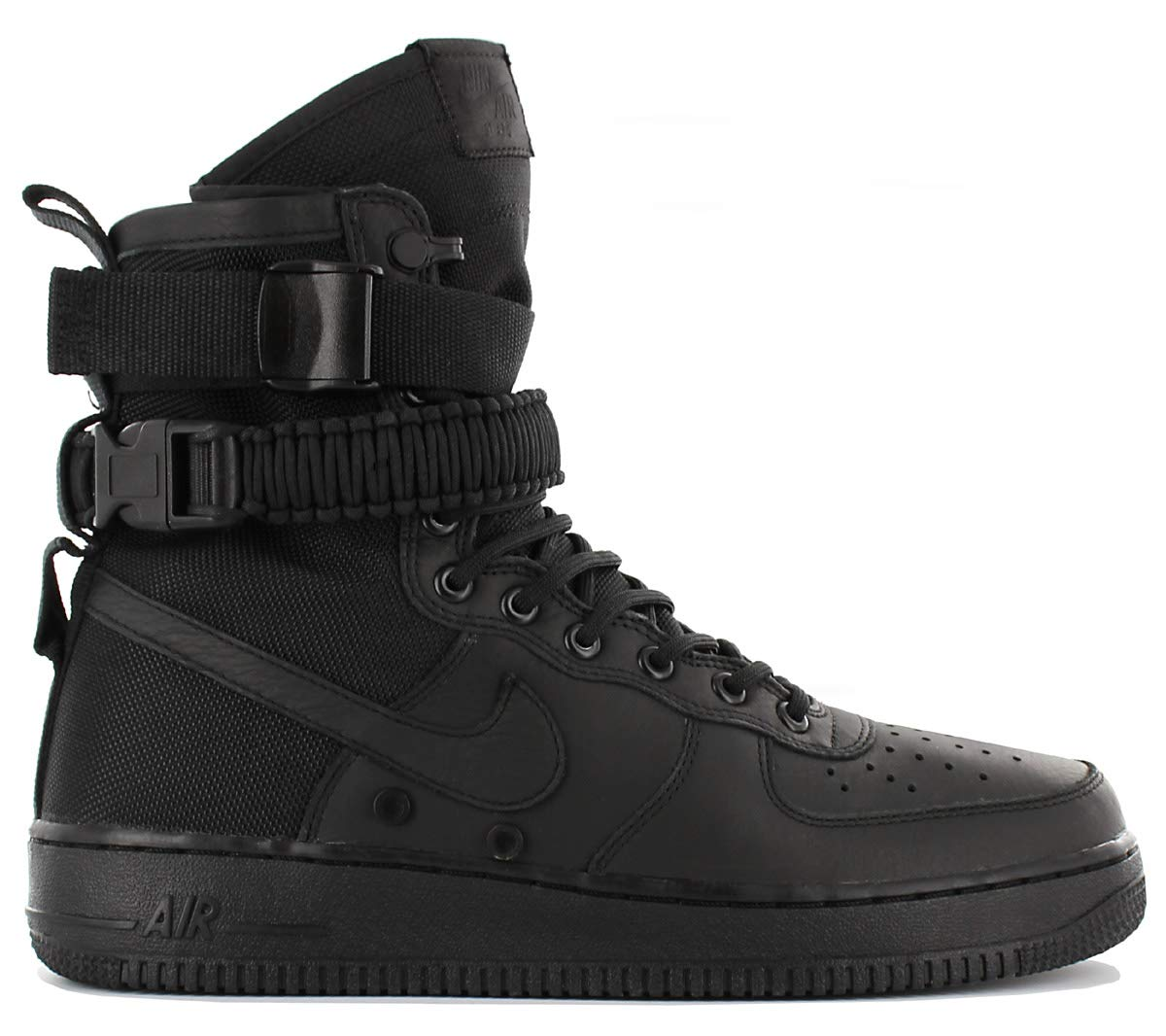 61V%2B6TeLLNL - Nike Air Force SF AF1 High Boot Sneaker Boots Black Men Trainers Sneaker Shoes