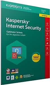 Kaspersky Internet Security 2018 Upgrade   5 Geräte   1 Jahr   Windows/Mac/Android   Download