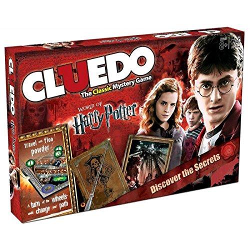 Harry Potter Cluedo Mystery Jeu de société
