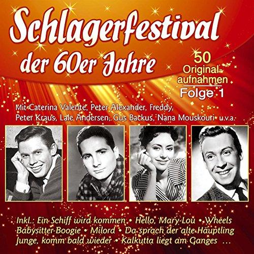 Schlagerfestival der 60er Jahr...