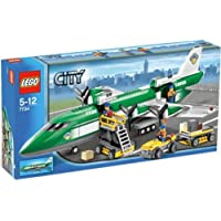 Lego City Cargo Plane Special Edition 463 Pieces 7734