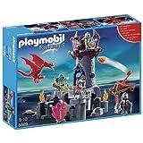 PLAYMOBIL–Schlacht In Der Turm des Drachen–5089