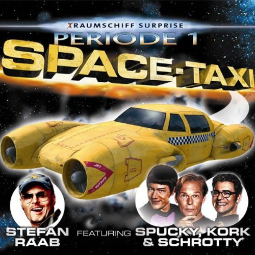 Space-Taxi (Radio Version)