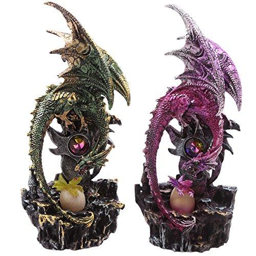 Espada madre oscuro Legends Dragon figura decorativa