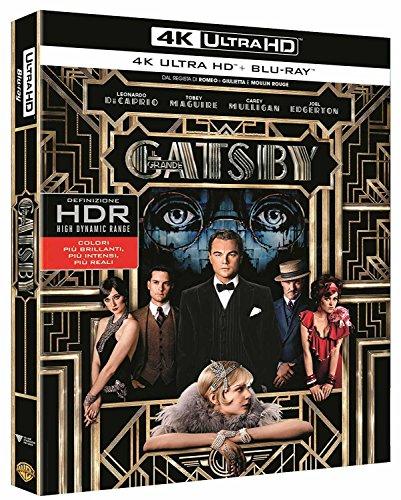 Il Grande Gatsby (Blu-Ray 4K Ultra HD+Blu-Ray) [Blu-ray]