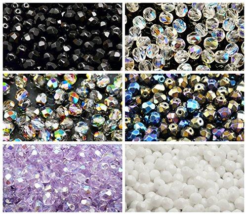 300 perline, 6 colori - Unico Impostate Set 617 -