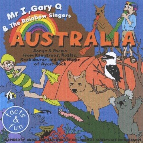 Kangaroo Jump (Fun Preschool Action Song.)