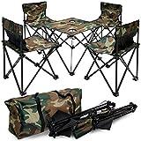 AMANKA Camping-Tisch-Set...