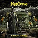 Night Demon: Darkness Remains [Vinyl LP] (Vinyl)