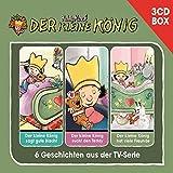 Der Kleine König - 3-CD Hörspielbox Vol. 1 (Hörspielboxen)