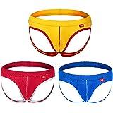 Arjen Kroos Men's Jockstrap Sexy Mesh Jock Strap Athletic Underwear
