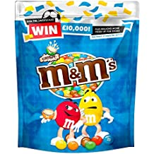 M&Ms Crispy Hanging Bag 121g pack12